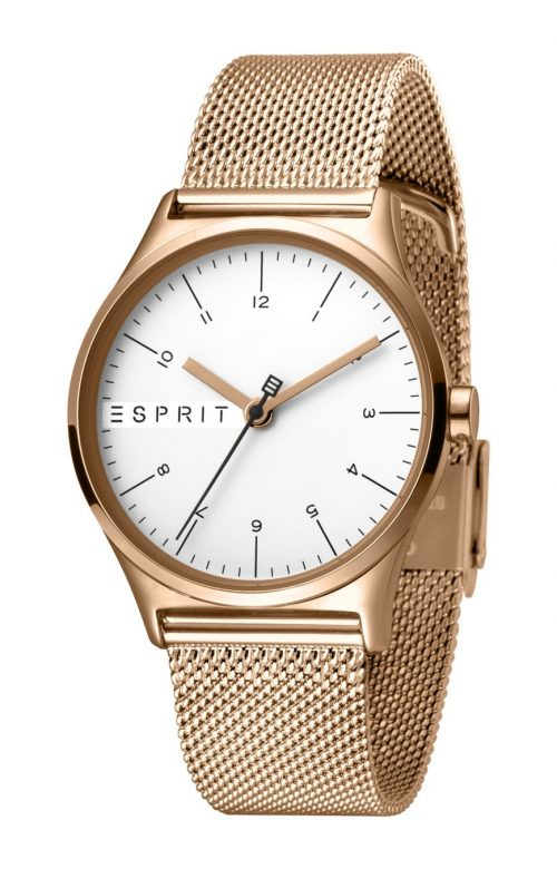ESPRIT Essential Rose Gold Stainless Steel Bracelet