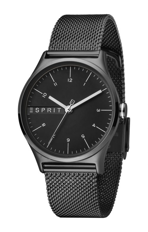 ESPRIT Essential Black Stainless Steel Bracelet