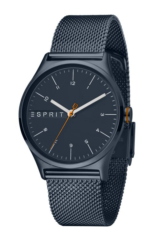 ESPRIT Essential Blue Stainless Steel Bracelet