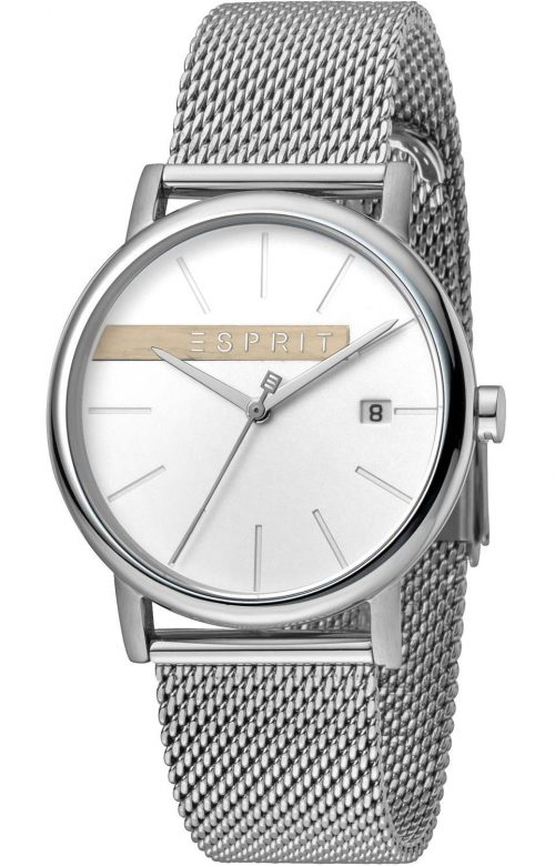 ESPRIT TIMBER STAINLESS STEEL BRACELET